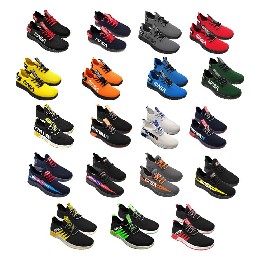 Scarpe sportive NASA Beyond Sneakers da ginnastica traspiranti e leggere