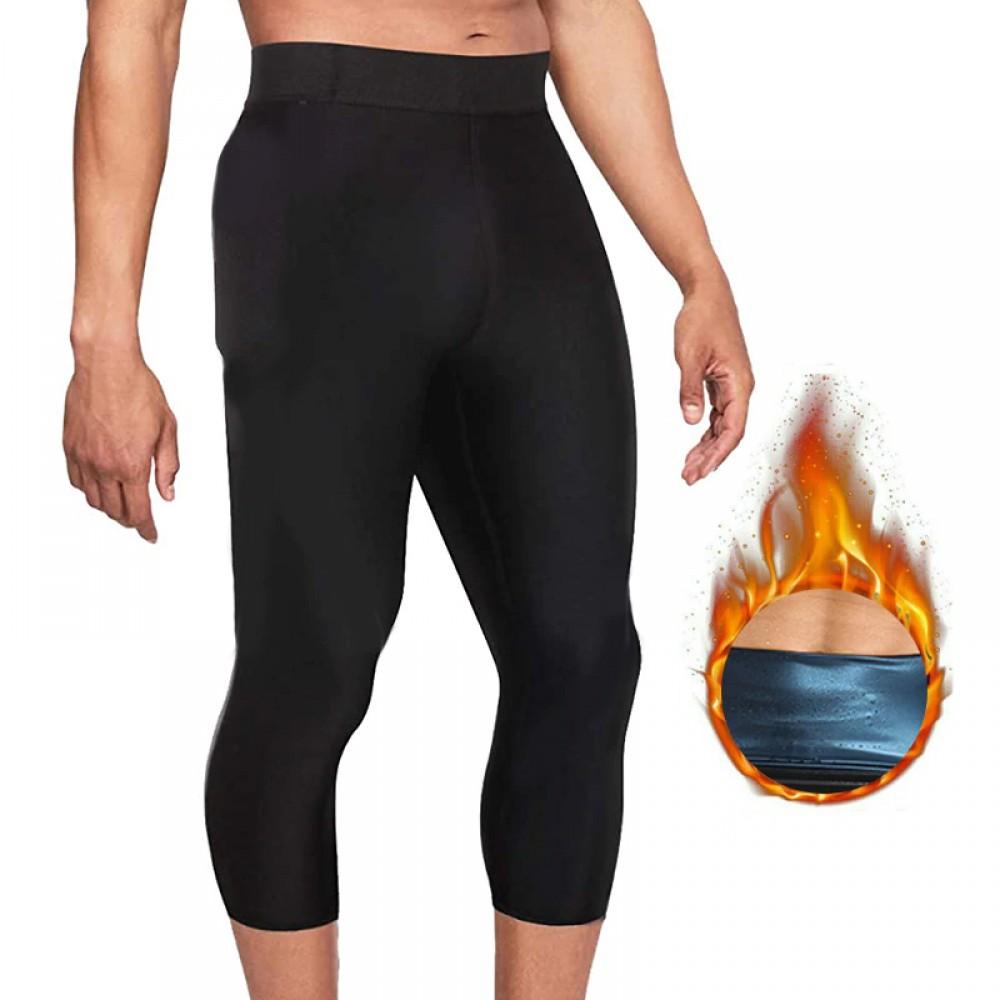 Pantaloncino Uomo Snellente in tessuto polimerico