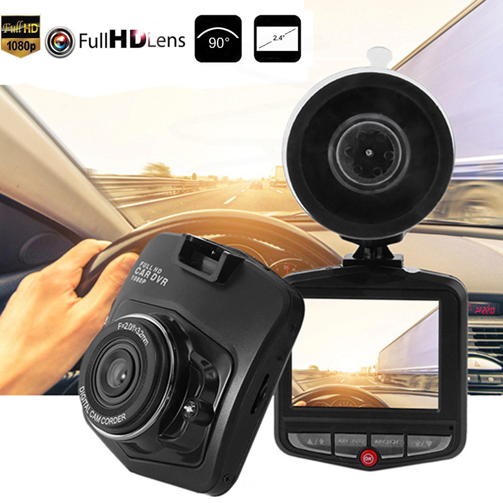 Telecamera Dash cam Full Hd 1080p Dvr di sicurezza Per Auto Camion Furgoni Black Box
