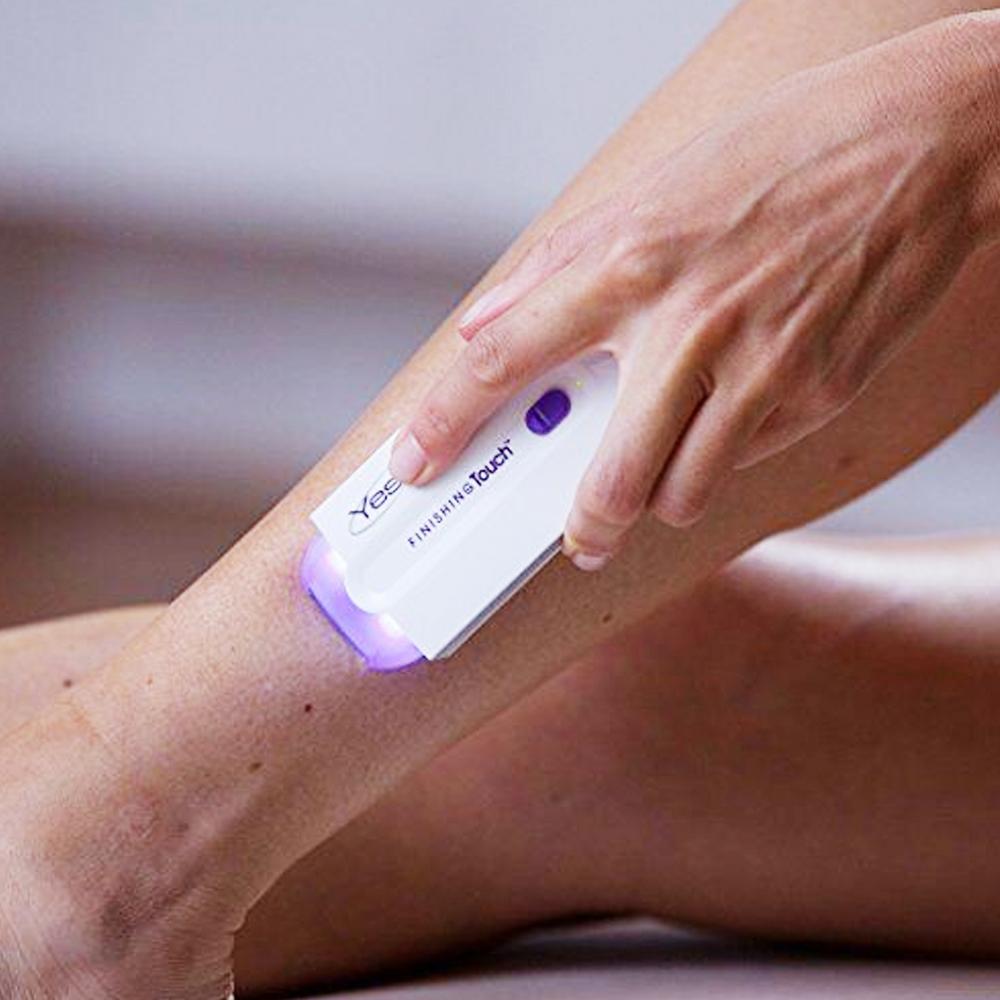 Rasoio Donna Tecnologia A Micro Oscillazione Cordless Finishing Touch