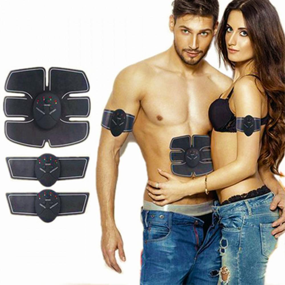 Elettrostimolatore Vers. 2 Per Stimolare I Muscoli Addominali Braccia E Gambe